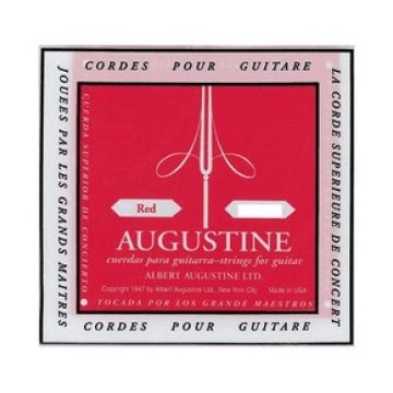 "Preview van Augustine Single Red ""E"" 6th Mi"