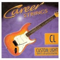 Thumbnail van Career Strings Electric Custom light Nickel Plated Steel Roundwound