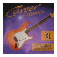 Thumbnail van Career Strings Electric Extra light Nickel Plated Steel Roundwound