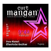 Thumbnail van Curt Mangan 15009 9-42 Light Pure Nickel