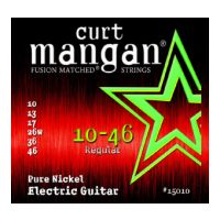 Thumbnail van Curt Mangan 15010 10-46 Medium Pure Nickel
