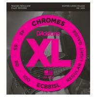 Thumbnail van D'Addario ECB81-SL Chromes (Super Long)