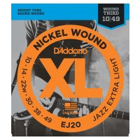Thumbnail van D'Addario EJ20 XL nickelplated steel