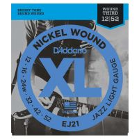 Thumbnail van D'Addario EJ21 XL nickelplated steel