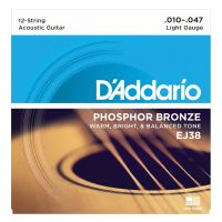 Thumbnail van D'Addario EJ38 Light Phosphor bronze