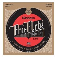 Thumbnail van D'Addario EJ45 Pro-Arté Nylon, Normal Tension