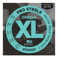 Thumbnail van D'Addario EPS500 C-6TH Super bright Round wound