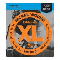 Thumbnail van D'Addario EXL110-7 XL nickelplated steel