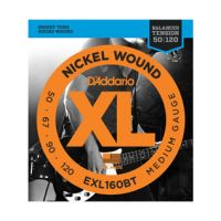 Thumbnail van D'Addario EXL160BT Nickel Wound, Balanced Tension Medium, 50-120