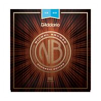 Thumbnail van D'Addario NB1253 Nickel Bronze Acoustic Light, 12-53