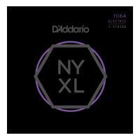 Thumbnail van D'Addario NYXL1164 Nickel Wound 7-String Electric Guitar Strings, Medium, 11-64