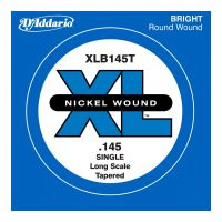 Thumbnail van D'Addario XLB145T Nickel Wound Long scale Tapered