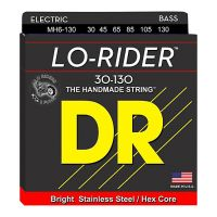 Thumbnail van DR Strings MH6-130 Lo-Riders Medium