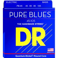 Thumbnail van DR Strings PB-45 Pure blues Quantum-Nickel alloy