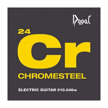 Preview van Dogal RW126C Set Chromesteel Strong Tension 010/046c