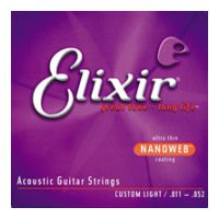 Thumbnail van Elixir 11027 Nanoweb Custom light