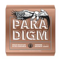 Thumbnail van Ernie Ball 2076 Paradigm Medium Light Phosphor Bronze Acoustic Guitar Strings - 12-54 Gauge