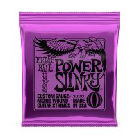 Thumbnail van Ernie Ball 2220 Power Slinky  Nickel plated steel