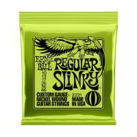 Thumbnail van Ernie Ball 2221 Regular Slinky  Nickel plated steel