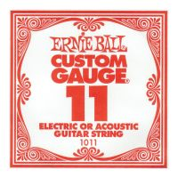 Thumbnail van Ernie Ball eb-1011 Single Nickel plated steel