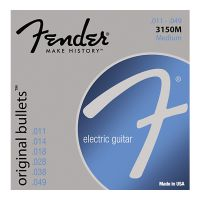 Thumbnail van Fender 3150M Original Bullets Pure nickel