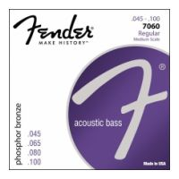 Thumbnail van Fender 7060 Medium Scale Phosphor Bronze