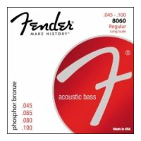Thumbnail van Fender 8060 Long scale Phosphor Bronze