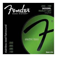 Thumbnail van Fender 9050ML Stainless Bass Flatwound Medium light