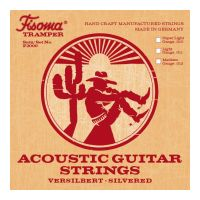 Thumbnail van Fisoma F2000 M Tramper Medium Silver plated Acoustic