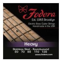 Thumbnail van Fodera S50135XL Heavy Stainless, 5 string Extra long scale