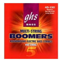 Thumbnail van GHS 5M-DYB Bass Boomers Roundwound Nickel-Plated Steel