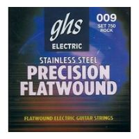 Thumbnail van GHS 750 Precision Flatwound Flat Wrap Stainless Steel