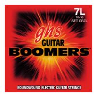 Thumbnail van GHS GB7L Boomers Roundwound Nickel-Plated Steel