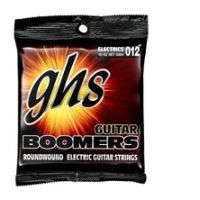 Thumbnail van GHS GBH Boomers Roundwound Nickel-Plated Steel