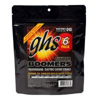 Thumbnail van GHS GBL Boomers 6-pack Roundwound Nickel-Plated Steel