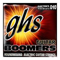 Thumbnail van GHS GBTNT Boomers Roundwound Nickel-Plated Steel