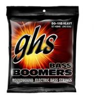 Thumbnail van GHS H3045  Bass Boomers Roundwound Nickel-Plated Steel