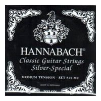 Thumbnail van Hannabach 815 MT Silver special Medium tension