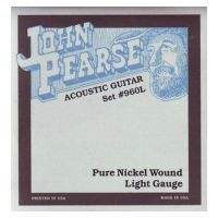 Thumbnail van John Pearse 960L Pure nickel wound Acoustic