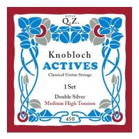 Thumbnail van Knobloch 450QZ Knobloch Actives Med/High Double Silver Nylon Q.Z