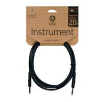 Thumbnail van Planet Waves CGT20 Guitar/Intrument Cable Classic Nickel Jack/Jack 6M