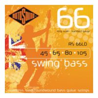 Thumbnail van Rotosound RS 66LD Swingbass Roundwound stainless steel