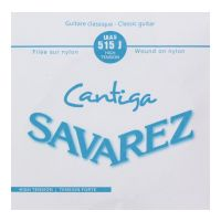 Thumbnail van Savarez 515J hard tension Single La/A/5  NEW CRISTAL-CANTIGA