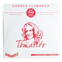 Thumbnail van Savarez Tomatito T54R Single 4th D string Normal tension
