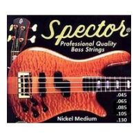 Thumbnail van Spector Bass strings Bass Strings medium 045/130 Nickelplated steel