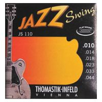 Thumbnail van Thomastik JS110 Jazz Swing Flat wound