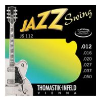 Thumbnail van Thomastik JS112 Jazz Swing  Flat wound